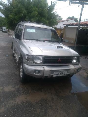 Pagero Full diesel 98