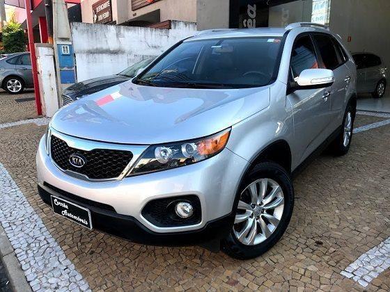 SORENTO 2010/2011 2.4 EX2 4X2 16V GASOLINA 4P AUTOMÁTICO
