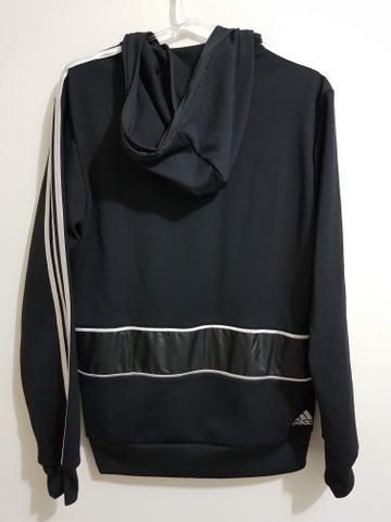 Blusa do Chelaea Adidas, com capuz. Original - Foto 2