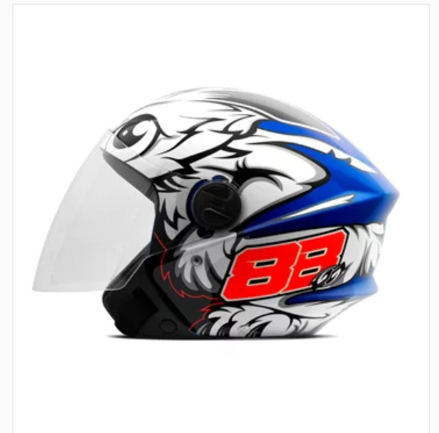 Novidade capacete Pro tork
