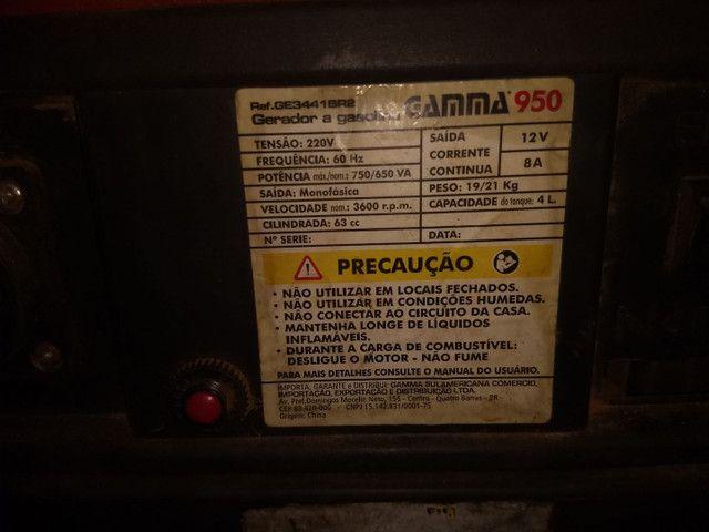 Gerador de energia gamma  950 220 V - Foto 2
