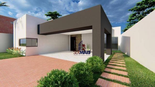 Casa com 3 dormitórios à venda, 181 m² por R$ 740.000,00 - Nova Brasília - Ji-Paraná/RO - Foto 4