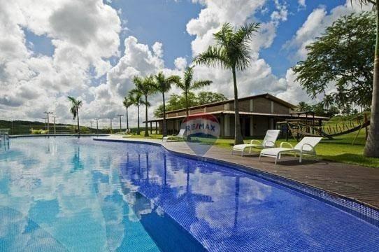 Excelente terreno em condomínio fechado à venda - 800m² - Macaíba/RN