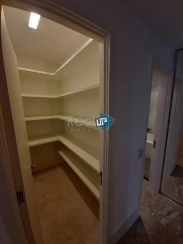 Apartamento à venda com 4 dormitórios em Gávea, Rio de janeiro cod:23239 - Foto 12