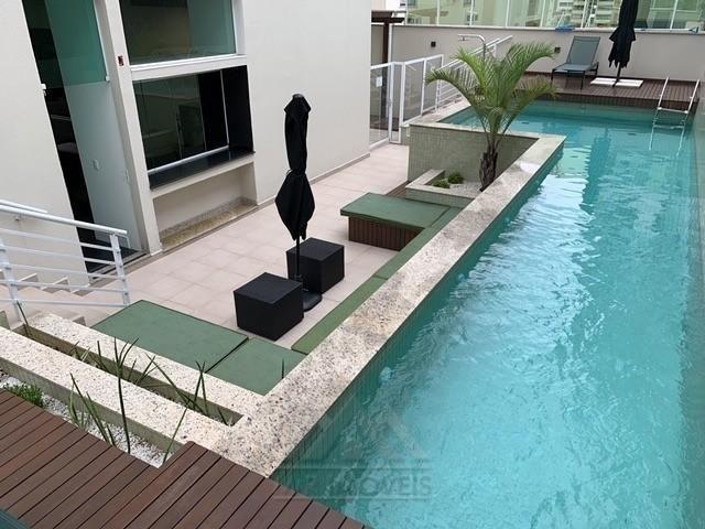 Apartamento Novo Mobiliado no Centro de Balneário Camboriú - Foto 6