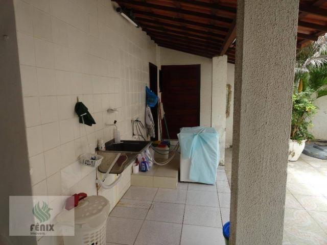CA0047 - Casa com 3 dormitórios à venda, 202 m² por R$ 650.000,00 - Edson Queiroz - Fortal - Foto 8