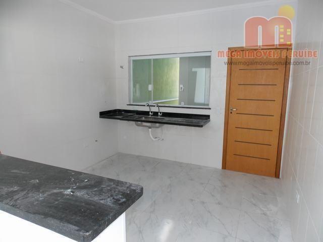 Casa com 3 dormitórios para alugar, 130 m² por R$ 2.300,00/mês - Jardim Casablanca - Peruí - Foto 10
