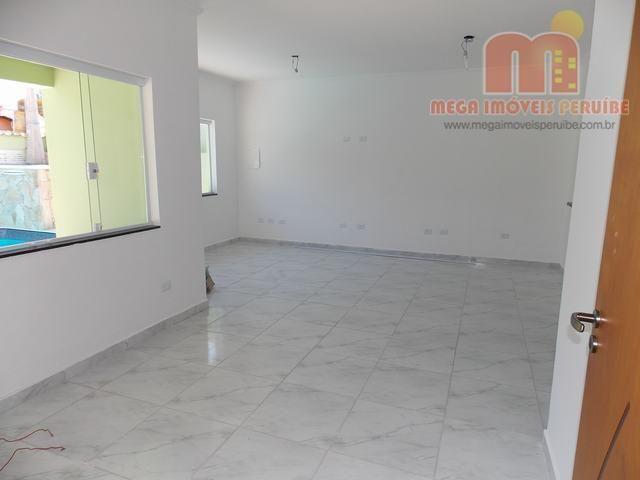 Casa com 3 dormitórios para alugar, 130 m² por R$ 2.300,00/mês - Jardim Casablanca - Peruí - Foto 7