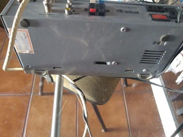 Aparelho para antena parabólica telsat - Foto 3