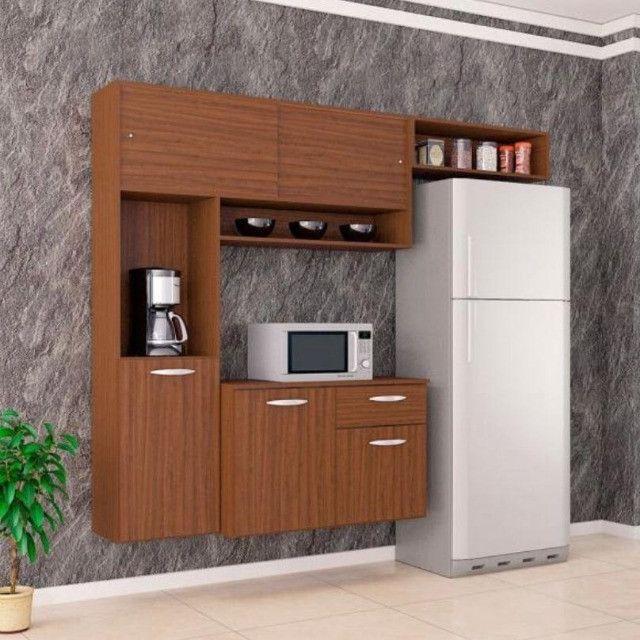 Cozinha linda e moderna em várias cores direto da indústria