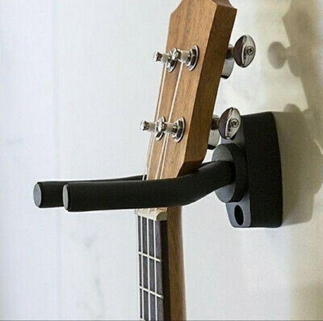 Suporte para instrumento de corda violão guitarra ou baixo muito top!!!!! - Foto 2