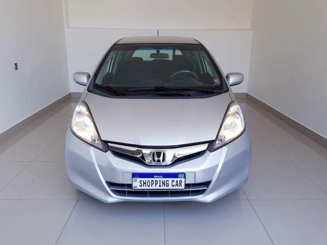 Honda Fit - 2013/2014 1.4 16V Flex 4P Automático - Foto 2