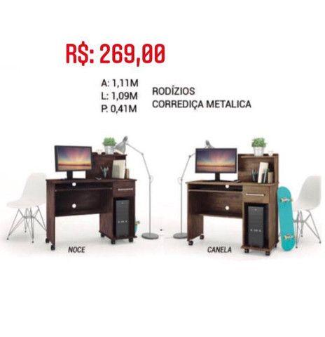 Mesa para computador (entrego e monto)