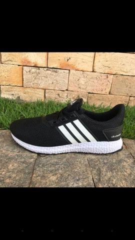 Adidas ultraBoost, os mais procurados por adeptos de academia 90.00rs 2 por 170.00rs - Foto 5
