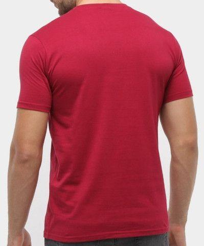 Camiseta Malwee Tradicional Básica Masculina - Foto 2