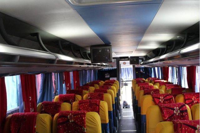 Ônibus rodoviário executivo, 46 lugares. Motor Mercedes O-500 RS - 360 cv - Foto 2