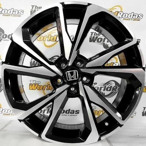 Disponiveeeel Jogo de roda aro 20 Honda Civic Si - Foto 2