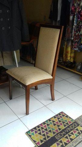 Conjunto 6 cadeiras - Foto 3