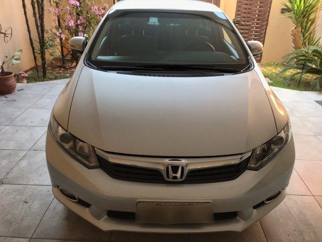 Honda Civic 2.0 LXR 13/14 - Ótima oportunidade - Excelente estado de conservação - Foto 2