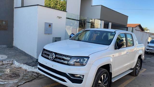 Volkswagen Amarok Extreme V6 Ano 2021 zerada - Foto 6