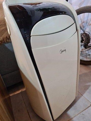 Ar condicionado portátil midea  - Foto 3