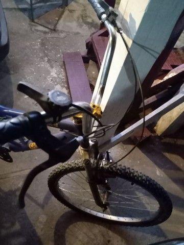 Vendo bicicleta $400  - Foto 5