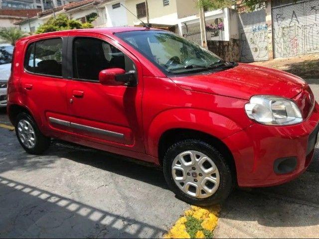 Vende-se Fiat Uno 1.4 Flex 5p á vista ou parcelado - Foto 4
