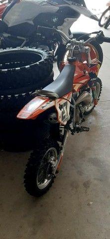Moto infantil KTM 50 2006 - Foto 4