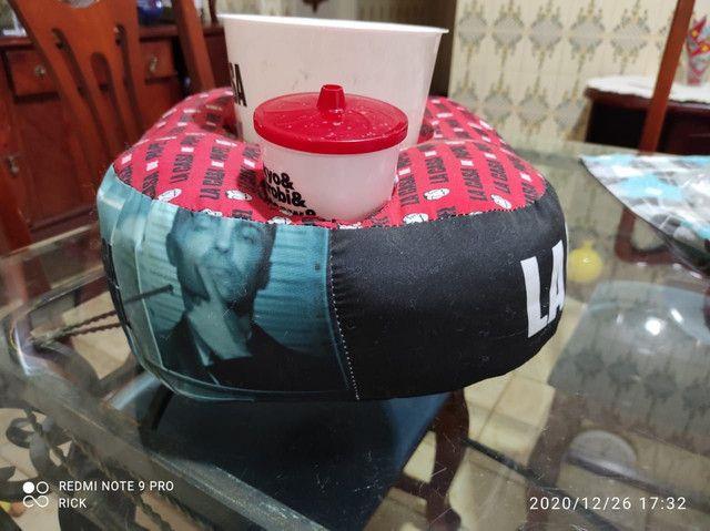 Almofada de pipoca da série La Casa de Papel - Foto 4
