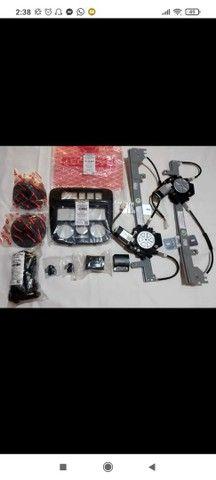 Kit De Vidro Eletrico Gol G4 Completo 4 Portas 2006 A 2014<br><br> - Foto 2
