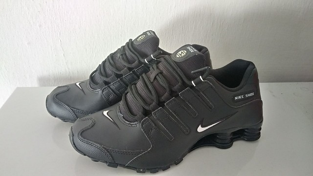 Sapato Nike Shox Nz Preto, 41
