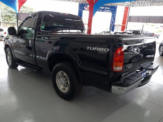 Ford F-250 F250 XL 4.2 Turbo (Cab Simples) DIESEL MANUAL - Foto 6