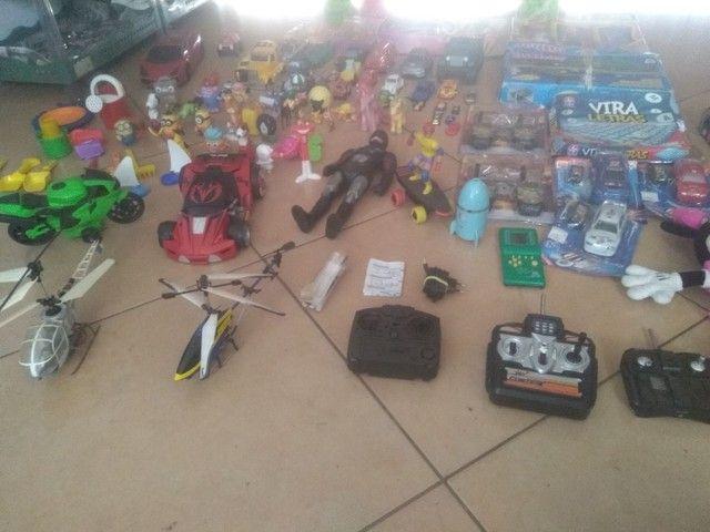 Lote de brinquedo r$ 400 tudo zap * - Foto 3