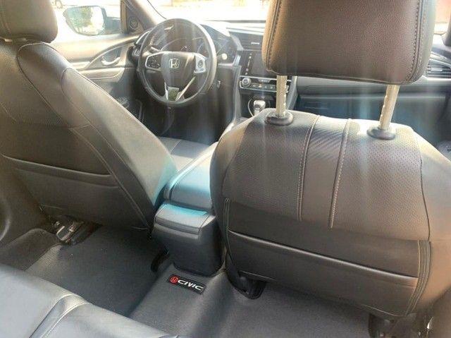 Honda Civic EXL 2018/18 Lindo Carro - Interna Impecável Londrina - Foto 5