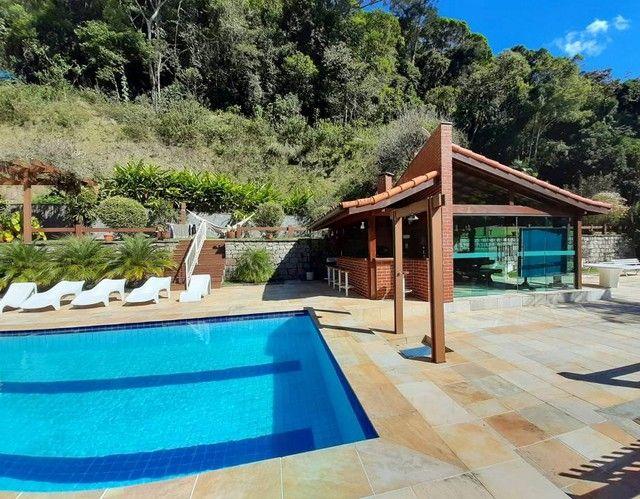 Bela casa de condomínio privilegiado para venda em local valorizado ,Comary , Teresópolis. - Foto 15