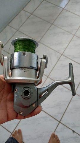 Vara de pescar 4,5 m - Foto 3