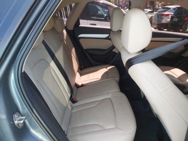 Audi Q3 1.4 Prestige 2019 - Interior caramelo, Segundo dono, 54 mil km - Foto 11