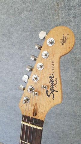 Guitarra Squier Califórnia +Bag - Foto 3