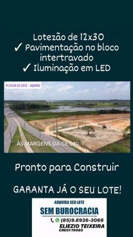 Loteamento Catu Aquiraz, investimento certo !! - Foto 2