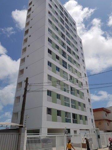 Apartamento Bancários 02 Qtos Elevador e Piscina Novo Frente Sul (BA21) - Foto 17