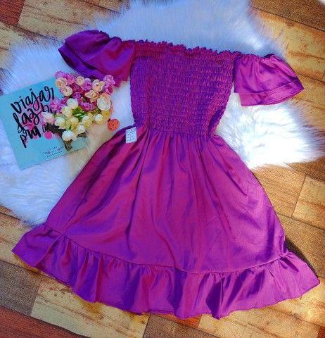 Vestido ciganinha - Foto 5