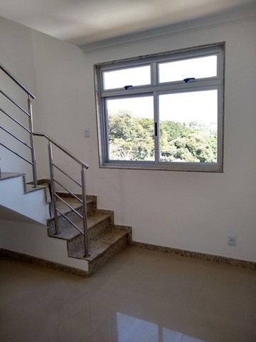 Cobertura à venda com 3 dormitórios em Candelária, Belo horizonte cod:GAR12127 - Foto 4