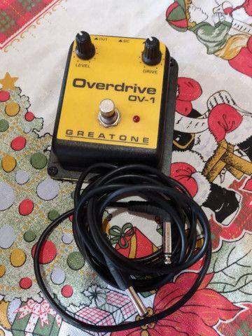 Vendo pedal Ov-1 da Greatone !!! - Foto 2