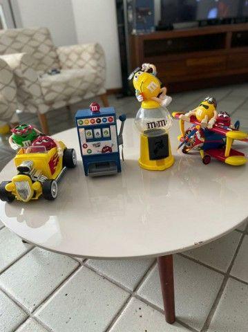 Brinquedos colecionáveis da M&M - Foto 5