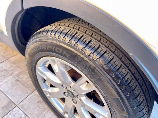 Range Rover Evoque Pure 2013 Interna Caramelo - Foto 10