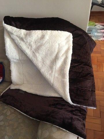 Cobertores tamanho solteirão - Foto 3