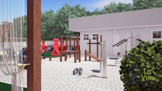 Apartamento com 2 dormitórios à venda, 52 m² por R$ 248.328,00 - Itacolomi - Balneário Piç - Foto 5