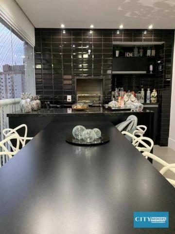 Apartamento com 3 dormitórios à venda, 107 m² por R$ 1.080.000 - Tatuapé - São Paulo/SP - Foto 2