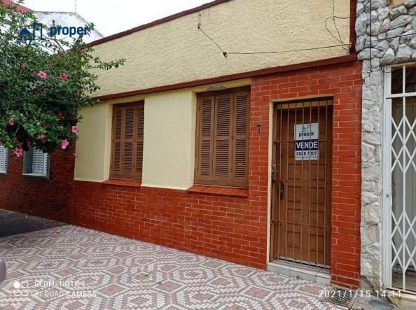 Casa com 2 dormitórios à venda, 53 m² por R$ 215.000,00 - Centro - Pelotas/RS