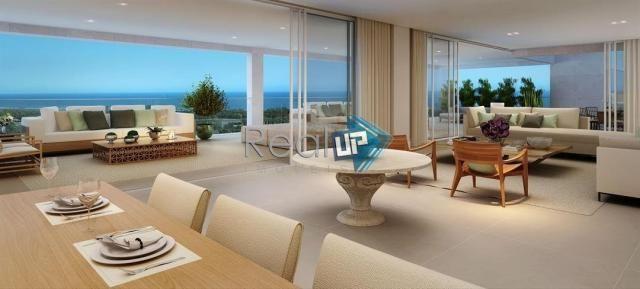 Apartamento à venda com 4 dormitórios em Barra da tijuca, Rio de janeiro cod:25668 - Foto 14
